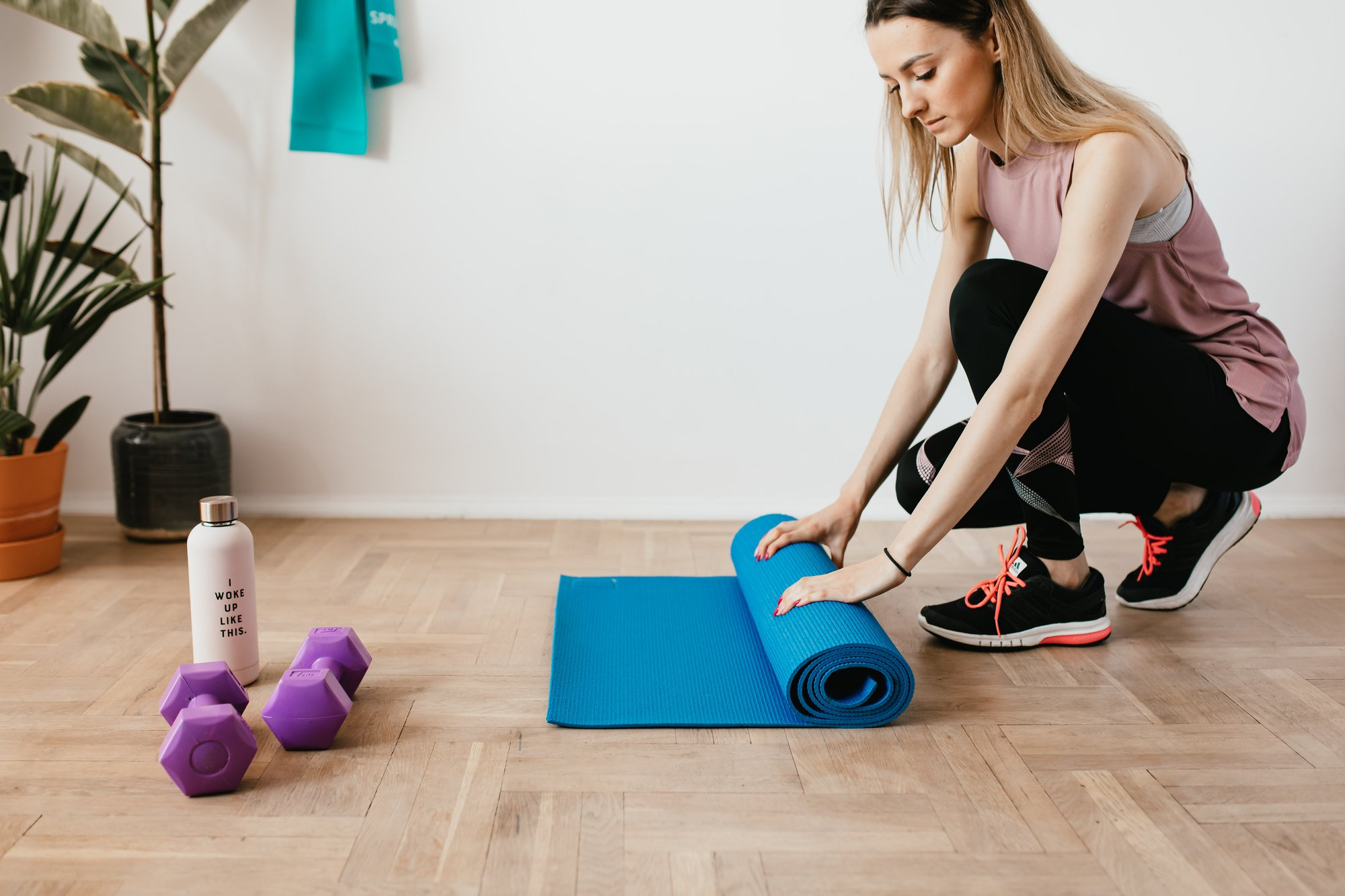How to Clean a Home Gym