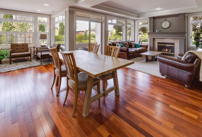 How To Get Scratches Out Of Wood Floors